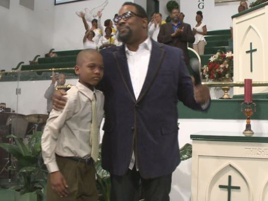 Willie and Hezekiah Walker