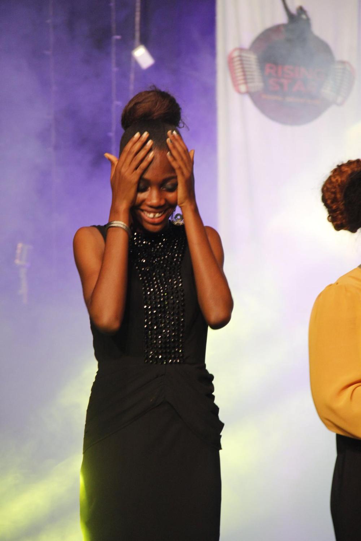 Uforo, Winner of Rising Star Gospel Talent Show season 1