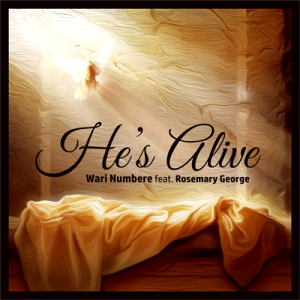 He's Alive - Album Art