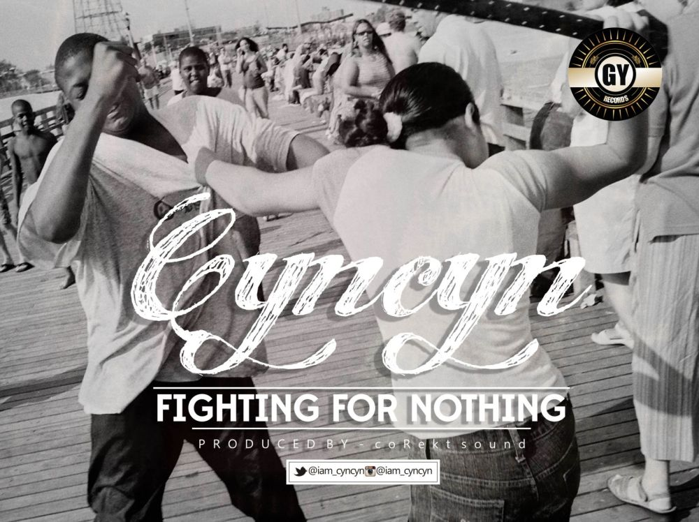 Fighting For Nothing Art